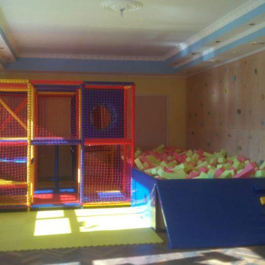 Установка развлекательного комплекса в Казатине в ЦУМ