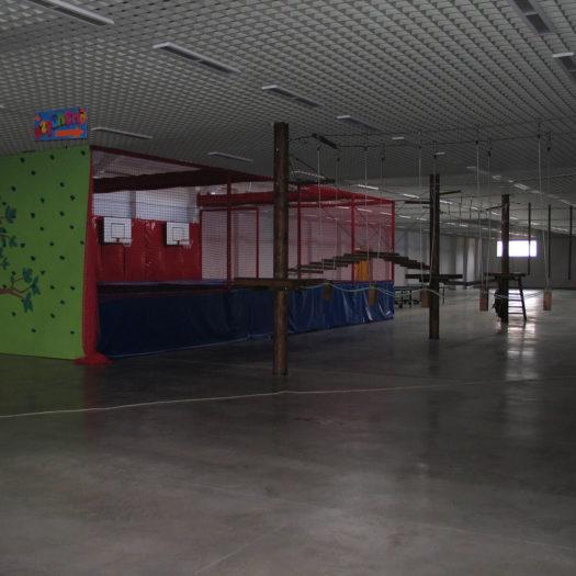 Установка детский развлекательного комплекса в ТРЦ «Мега ДОМ» (г. Тирасполь, Молдова)