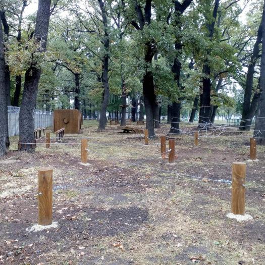Строительство полосы препятствийв Харькове (Часть 3017)