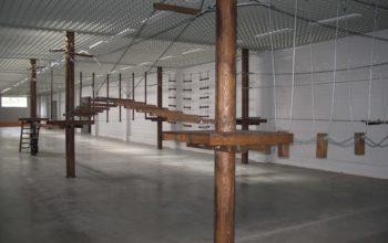 Веревочный парк в ТРЦ МегаДом Тирасполь