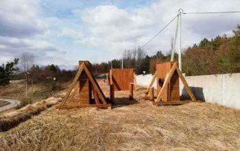 Строительство полосы препятствий в Ровно (Часть 3045)