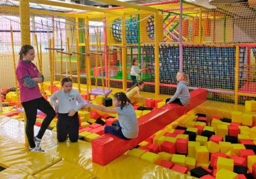Строительство семейного развлекательного комплекса «Парк Империя» в Ужгороде